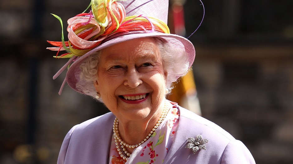The Queen and her family spend a lot of time at Balmoral Castle on Royal Deeside.