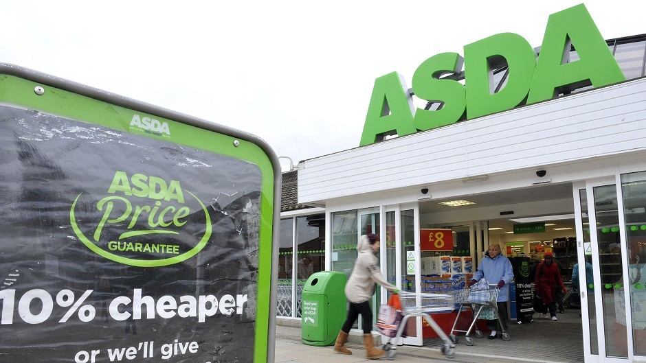 Asda insist they are an equal opportunities employer.