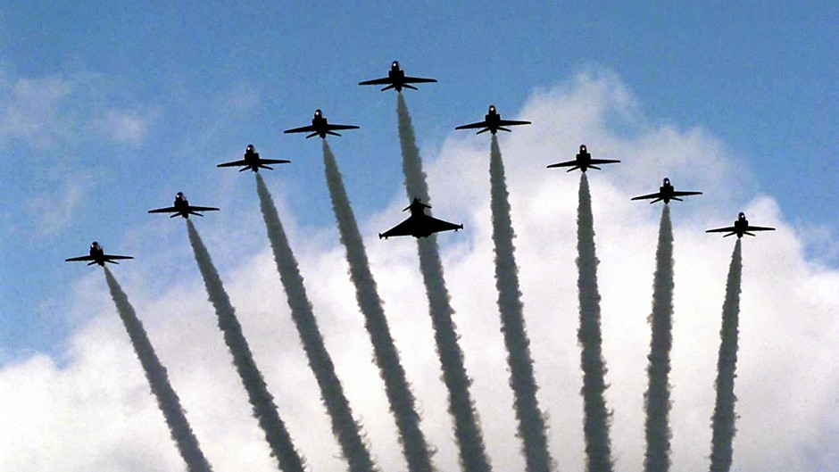"""Former chairman of company behind Farnborough Airshow said independence will unless  """"energy and passion""""."""