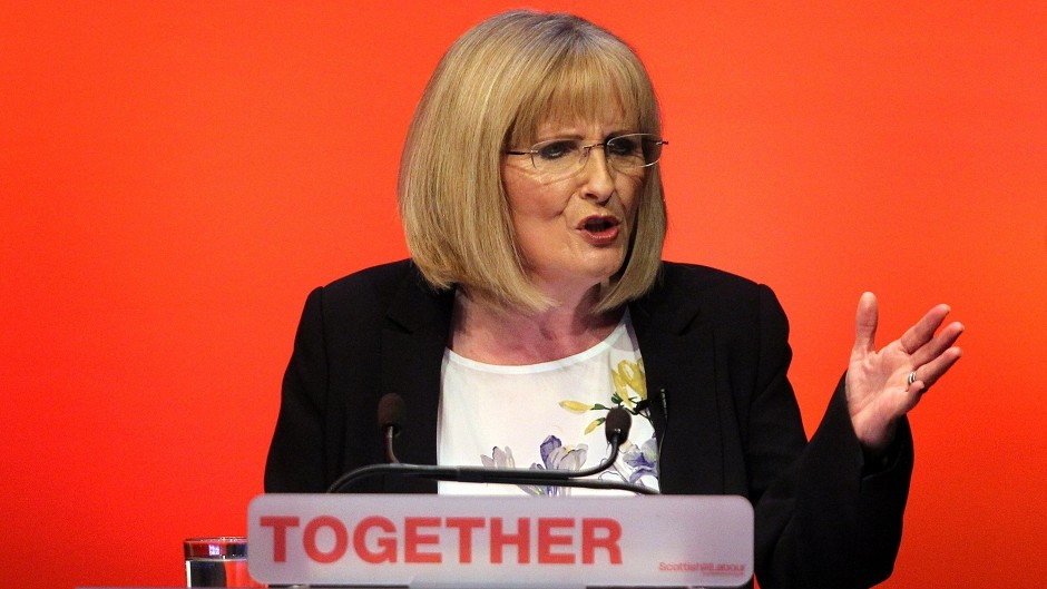 Shadow Scottish Secretary Margaret Curran claims women unconvinced by independence arguments.