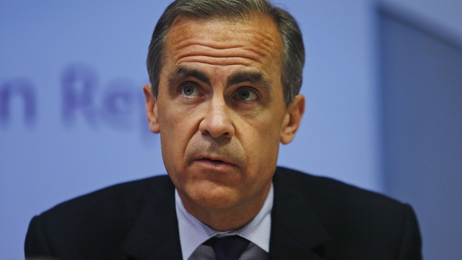 Bank of England governor Mark Carney's remarks could dampen speculation about a rate hike by the end of this year