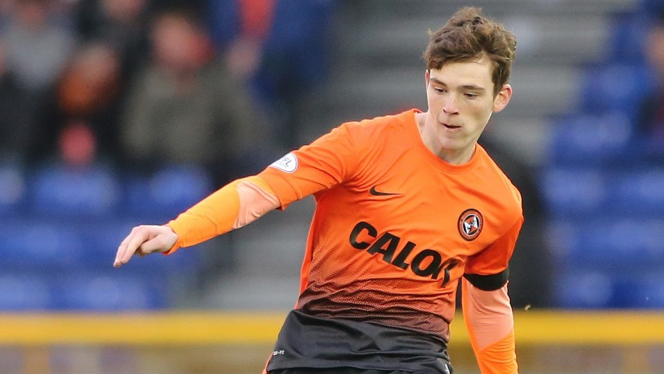 Former Dundee United man Andy Robertson has impressed at Hull city since his summer move