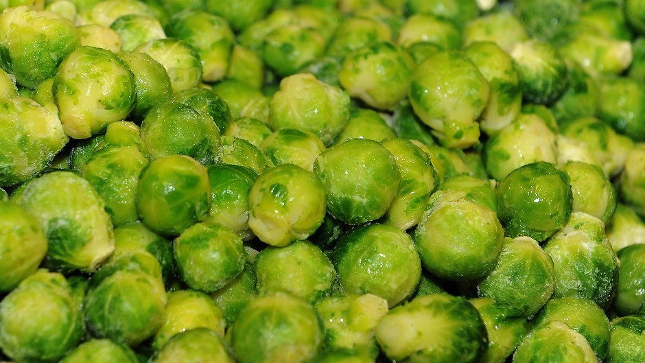 The sprouts contain a nutrient which they believe combats neurological disorders, including dementia.