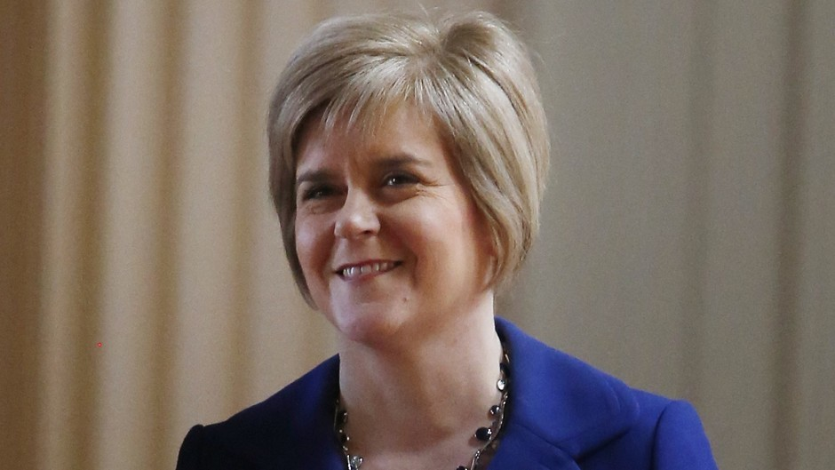 Deputy First Minister Nicola Sturgeon has campaigned for independence since she was 16.
