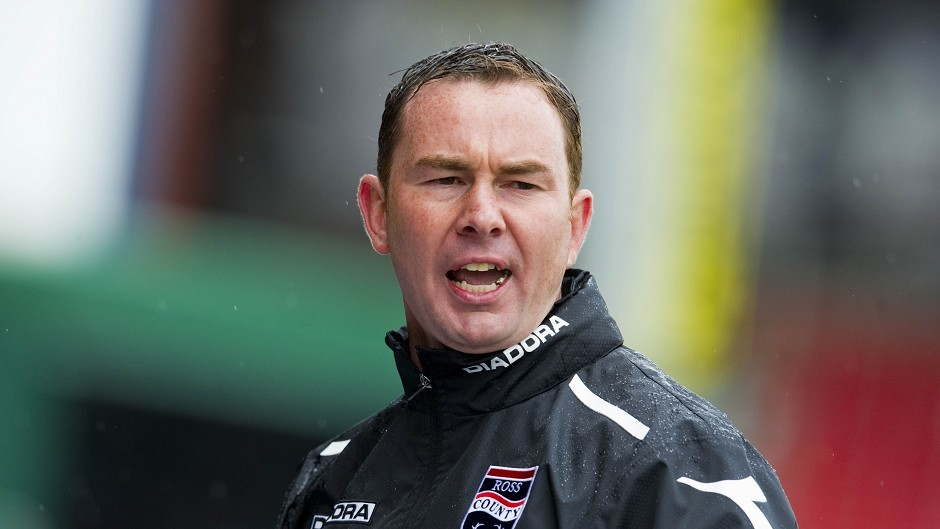 Ross County manager Derek Adams hopes to re-sign midfielder Graham Carey