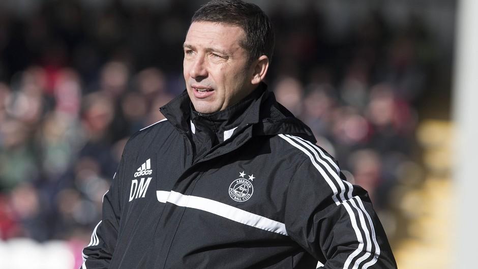 Aberdeen boss Derek McInnes remains defiant