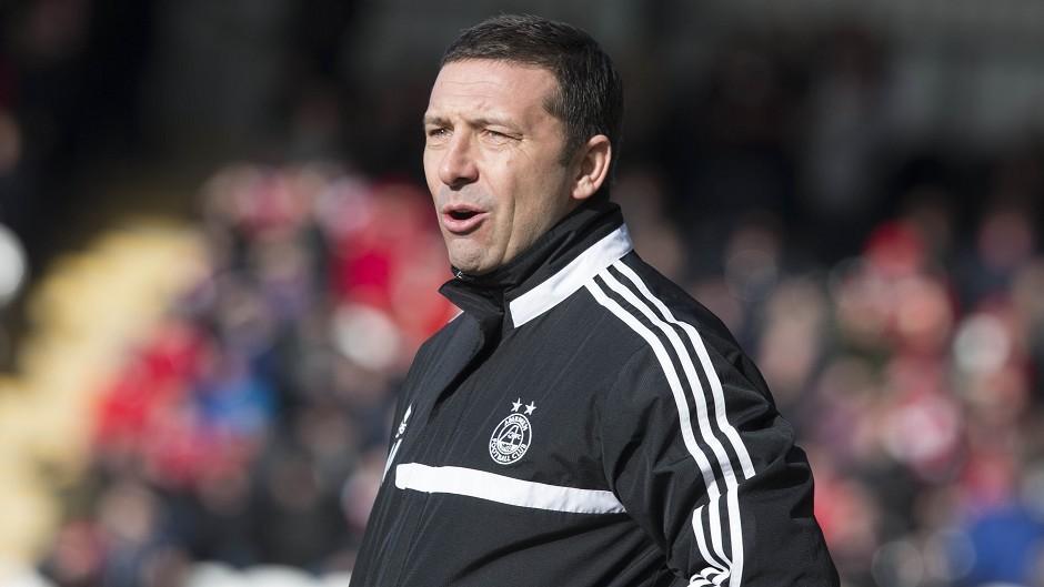 Aberdeen Boss Derek McInnes is wary of taking on Dutch side Goningen