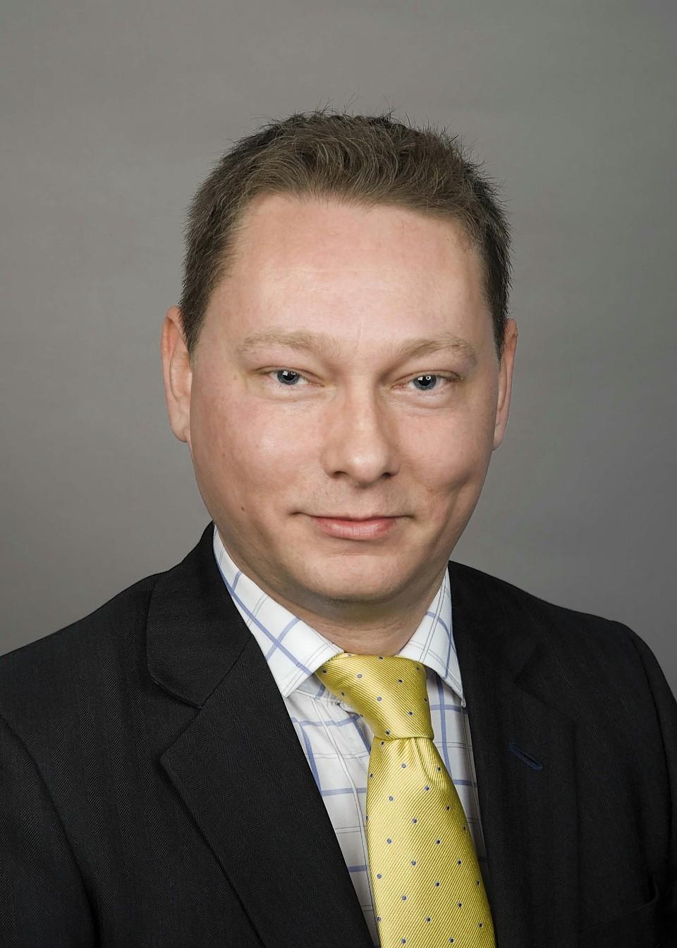 Councillor Richard Thomson