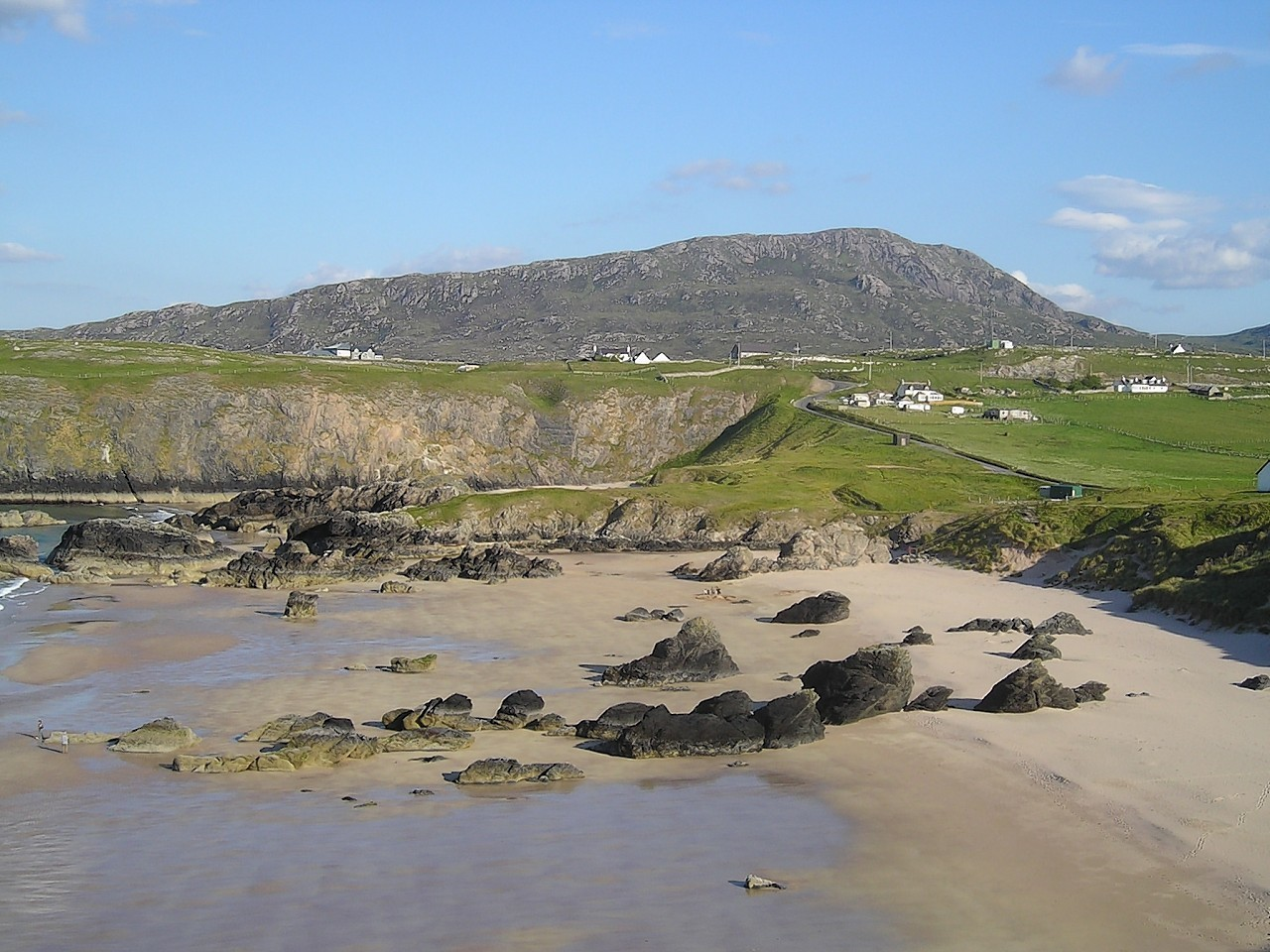 Sango Sands in Durness.