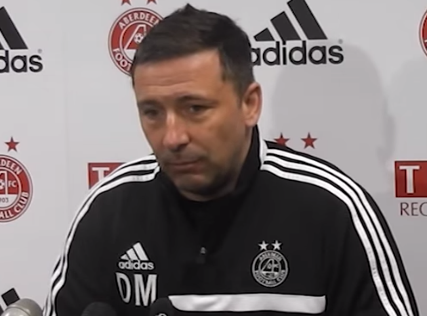 """Derek McInnes says Aberdeen are looking to add another """"one or two"""" players"""