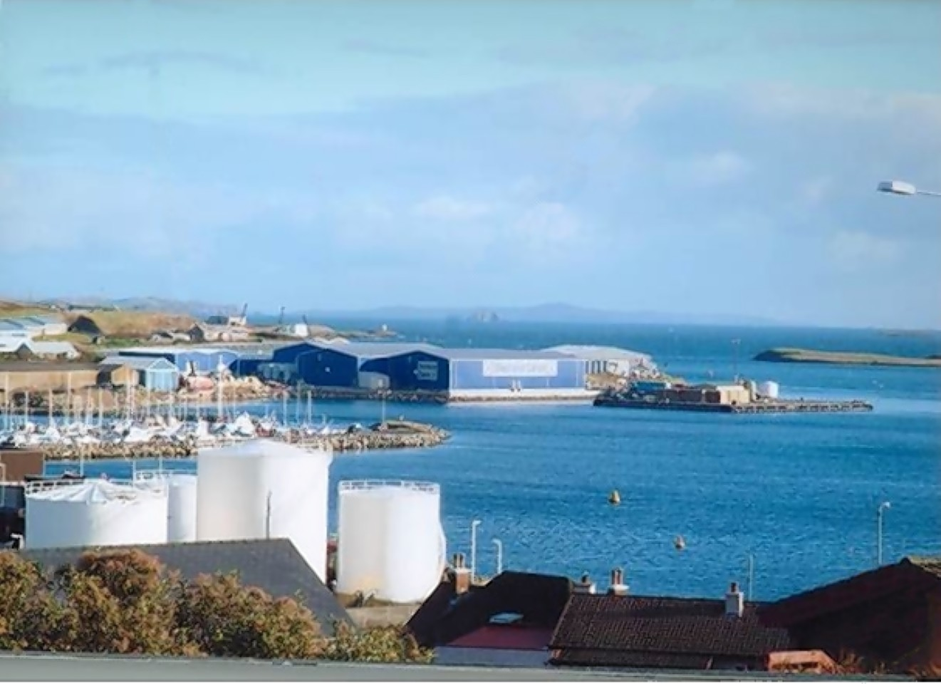 One of Norway's biggest seafood companies has stepped in to save Shetland Catch.
