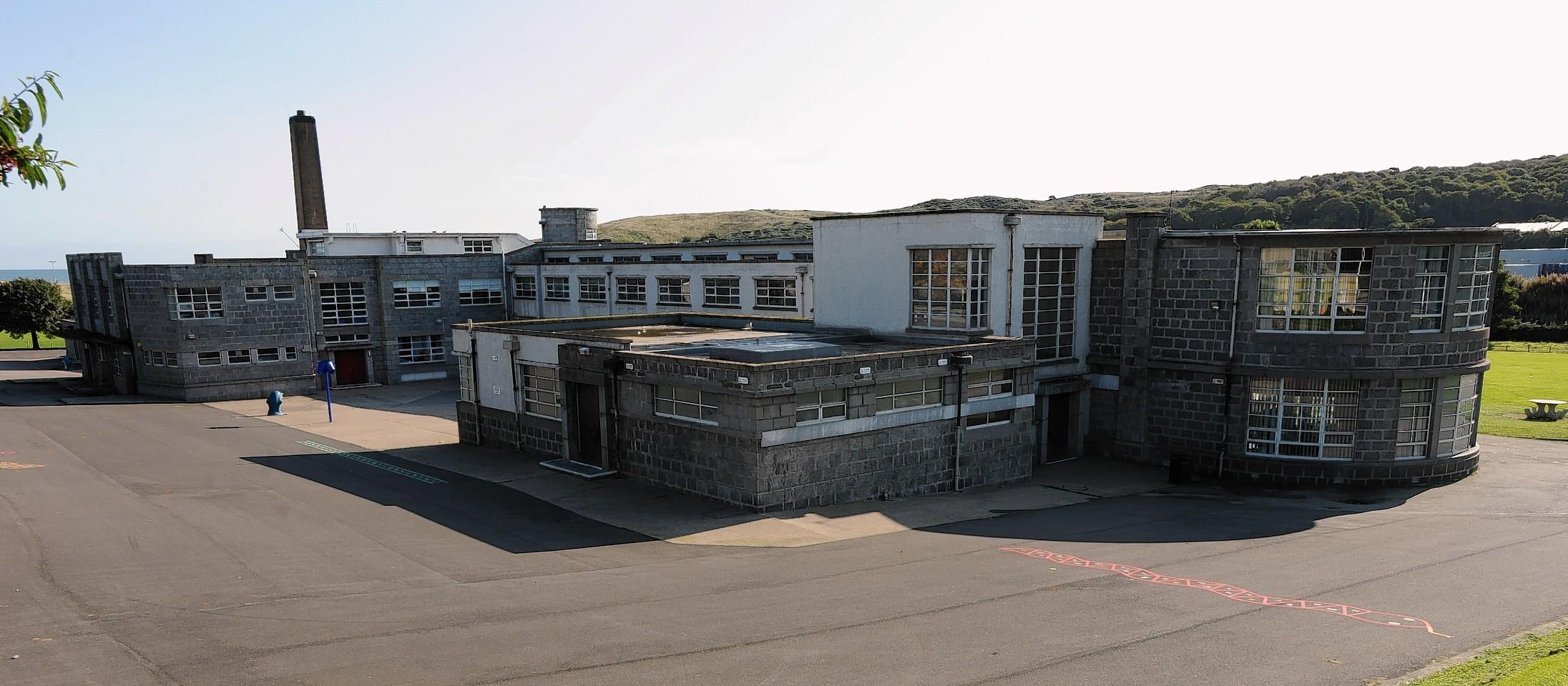 Tullos Primary School.