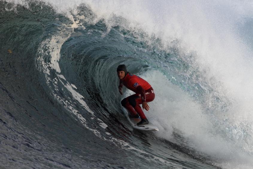 British surfer Will Bailey