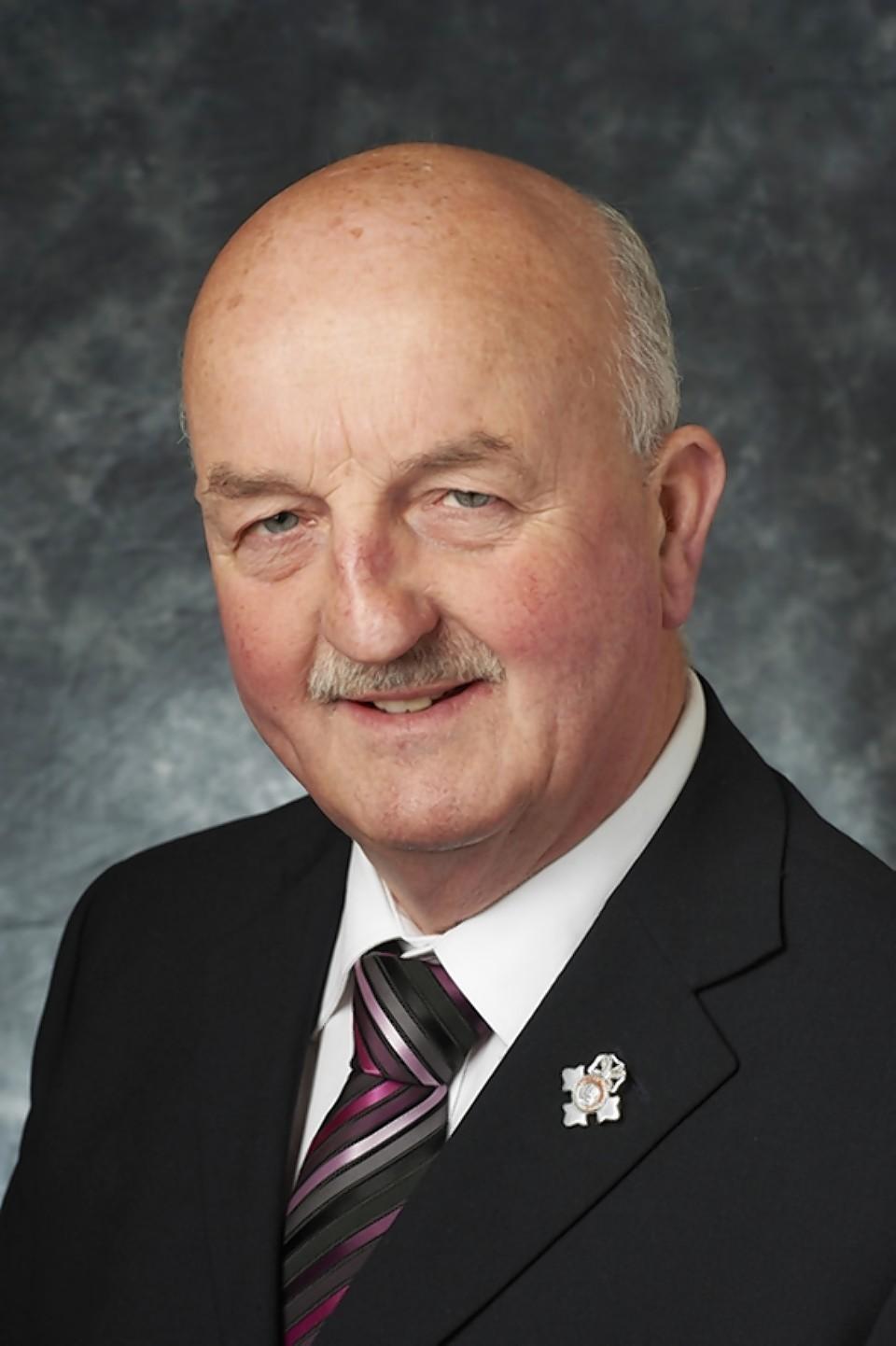Councillor Willie Mackay