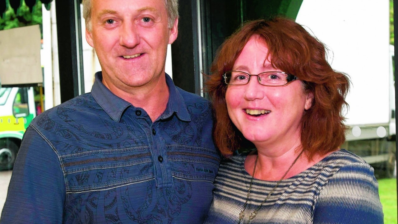 David and Angela MacLean.