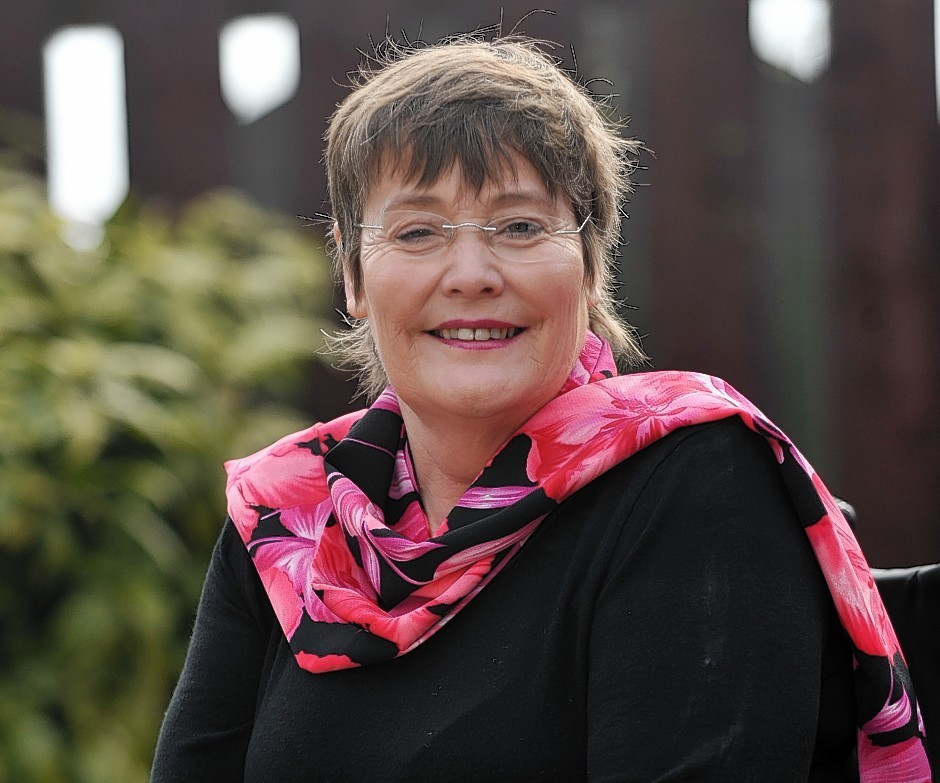 Dame Anne Begg.