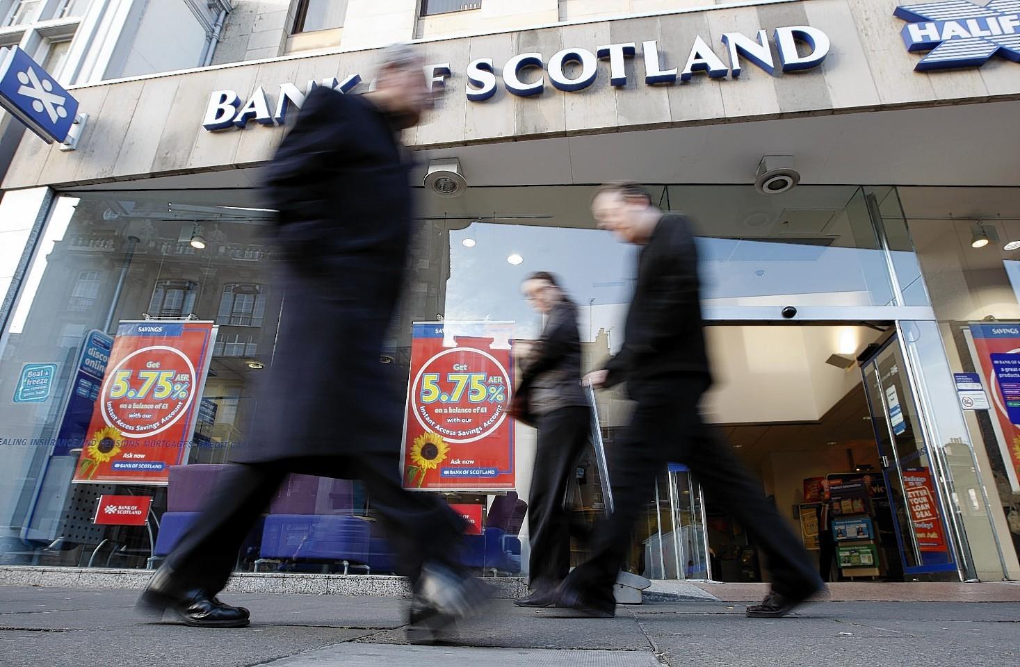 Bank of Scotland bosses demand rate-rigging