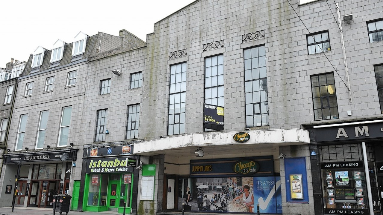 The Capitol Theatre is one of Aberdeen's most iconic buildings