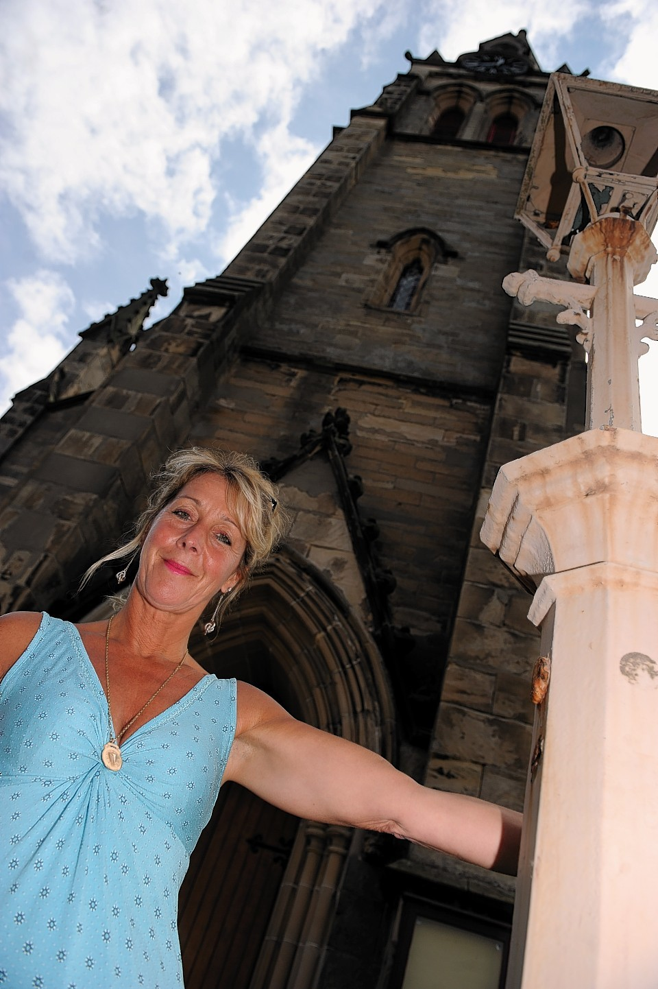 The Elgin Church is set to be turned into a climbing centre