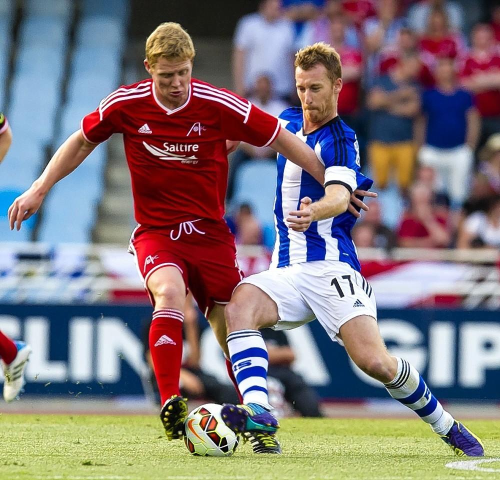 Aberdeen v Real Sociedad