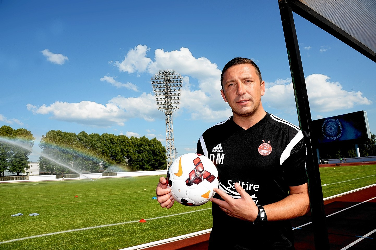 Derek McInnes wants a patient approach from his side