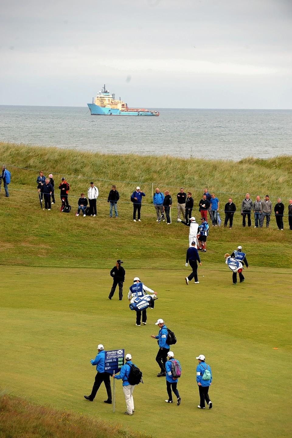 Scottish Open at Royal Aberdeen