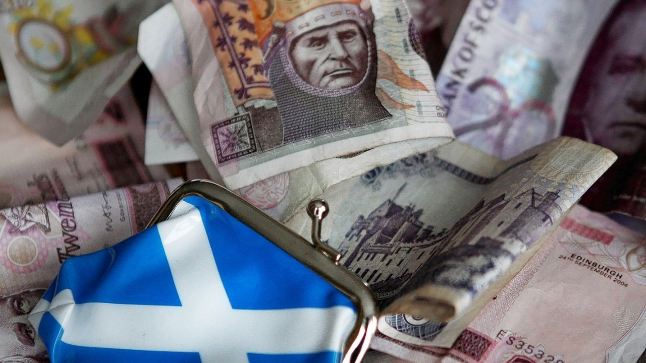 The SNP are under pressure  to lay out an alternative currency plan.