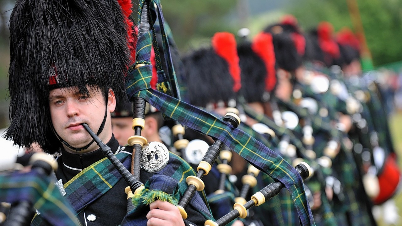 Tomintoul Highland Games, 2014