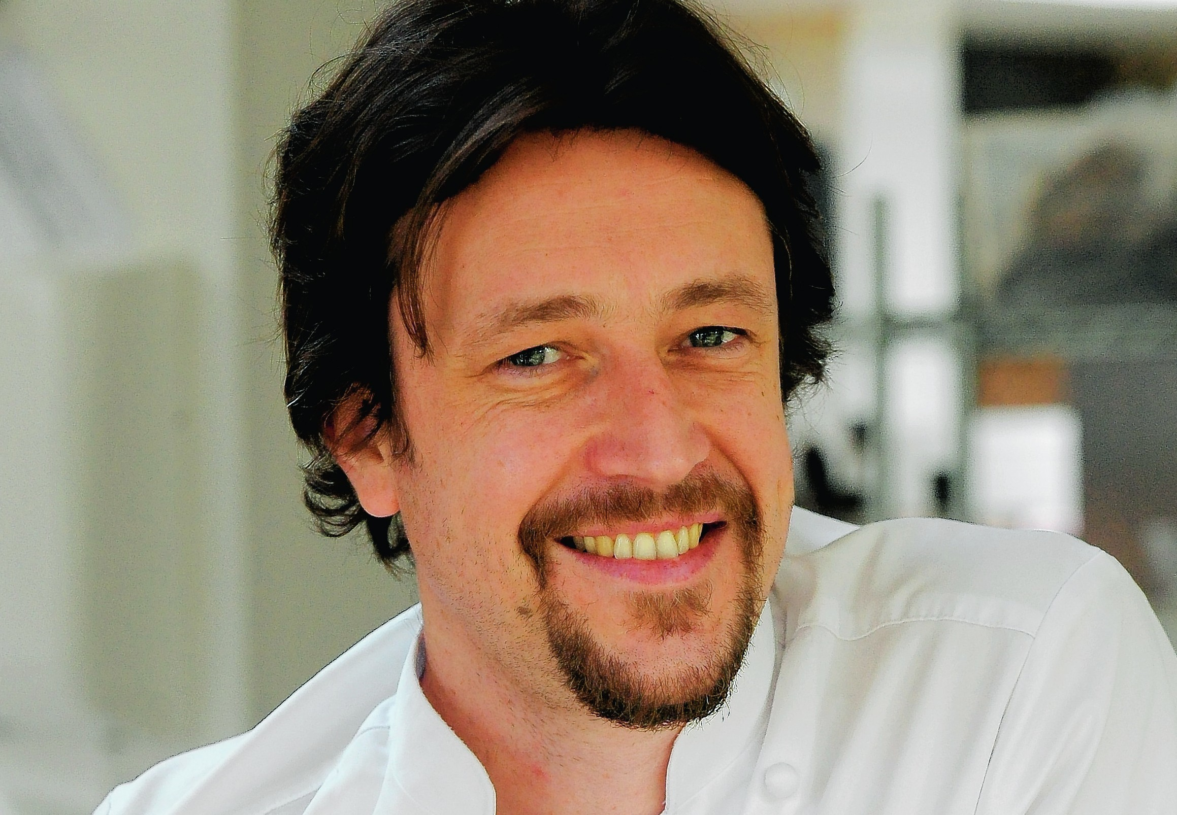 Michael Smith, Executive Chef, Three Chimneys