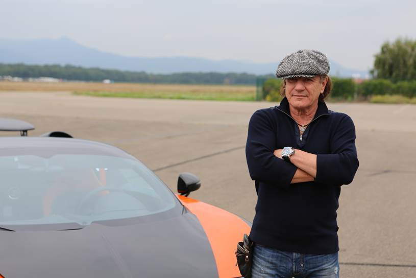 Brian Johnson of AC/DC lets us in on his best-loved dongs