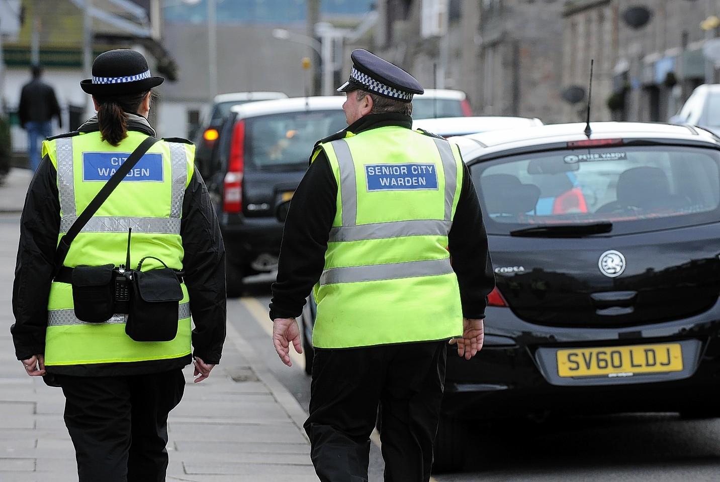 Aberdeen City Wardens