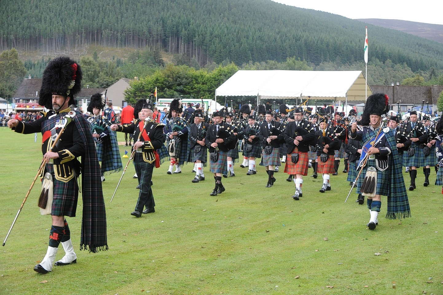 Ballater Highland Games