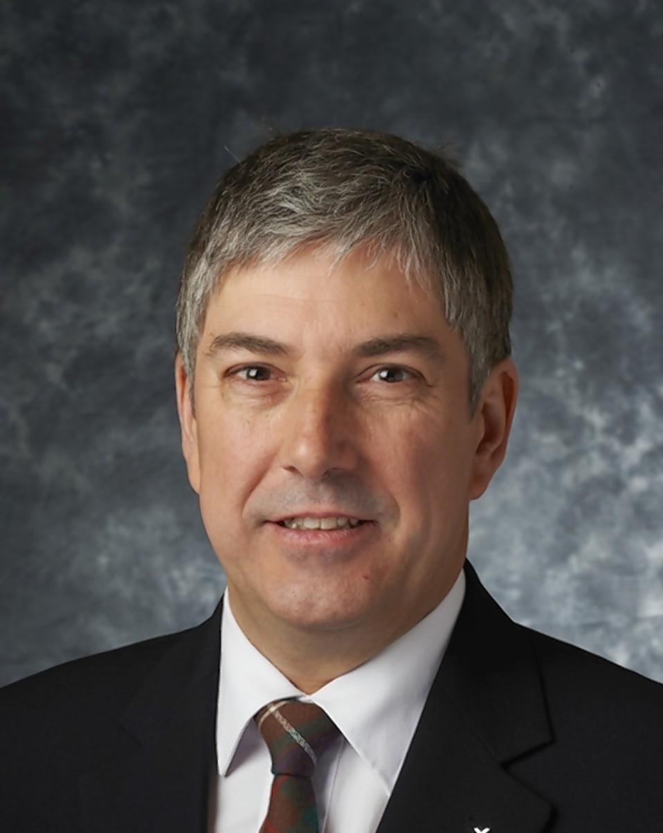 Black Isle SNP councillor Craig Fraser.