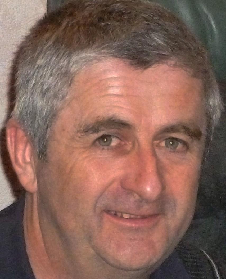 Farmer David Leslie