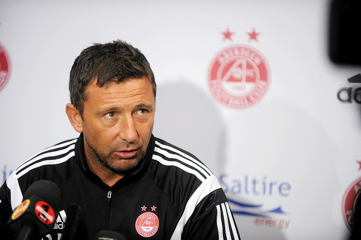 Derek McInnes knows his team are in for a tough 90 minutes  this weekend.