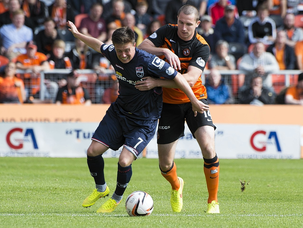 Dundee United vs Ross County