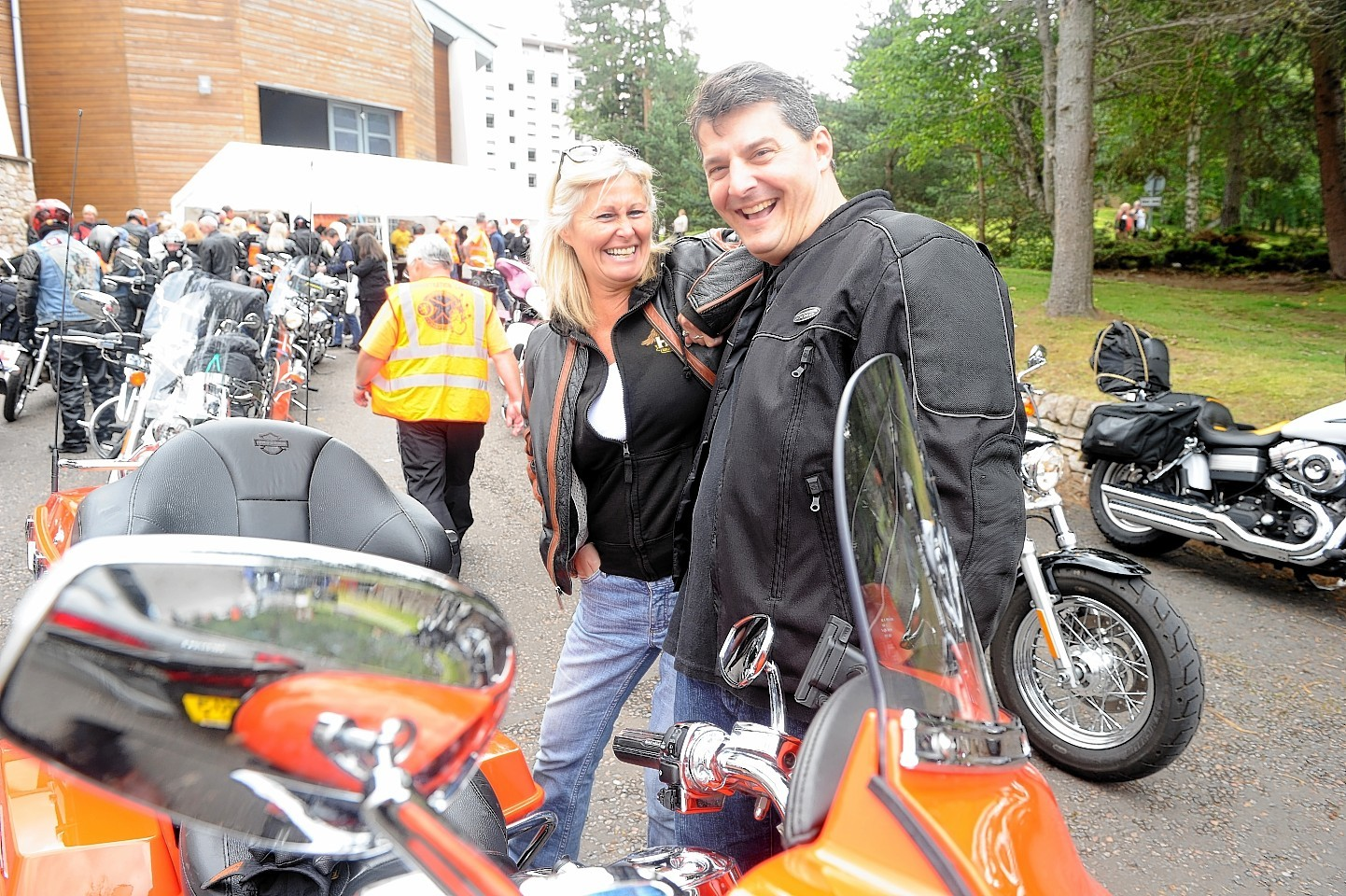Europe's largest Harley Davidson event