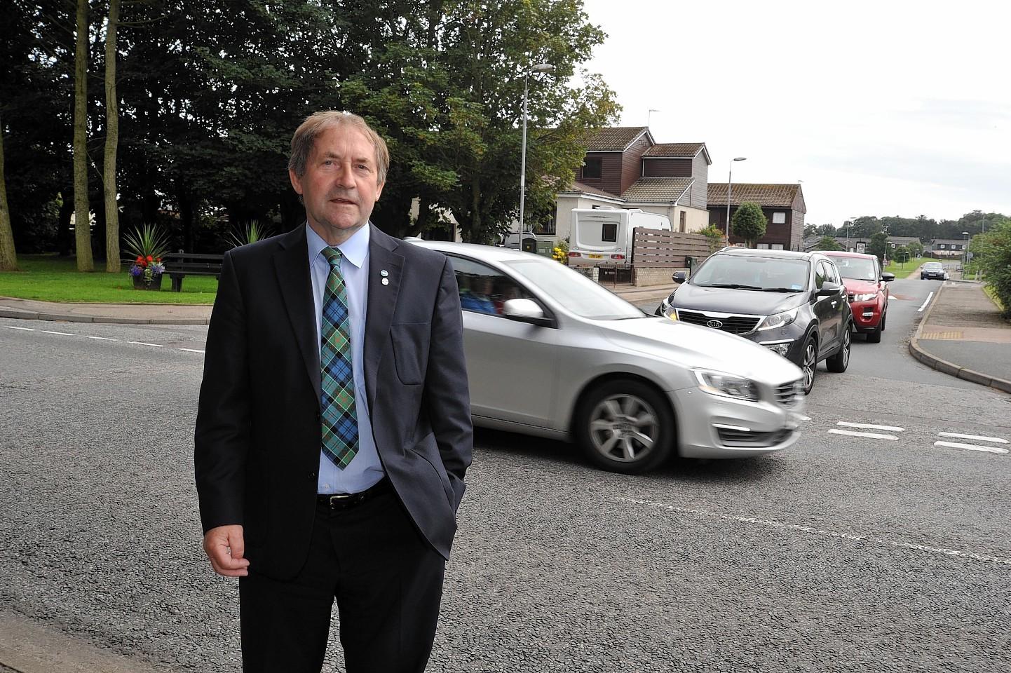 Councillor Jim Ingram has launched the survey.