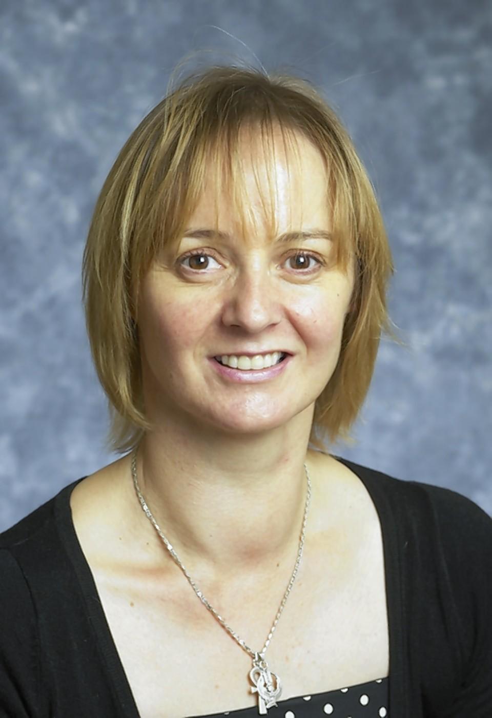 Councillor Liz MacDonald.