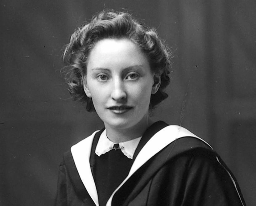 Bletchley park codebreaker, Margaret Beedie