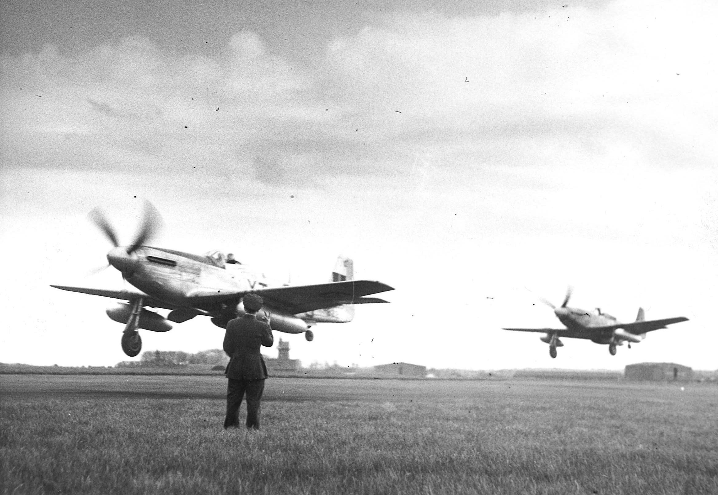 Mustang IVs in Peterhead
