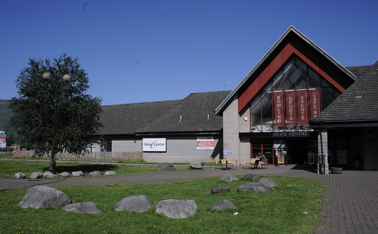 Fort Con is to be held at the Nevis Centre and other venues in the Fort William area