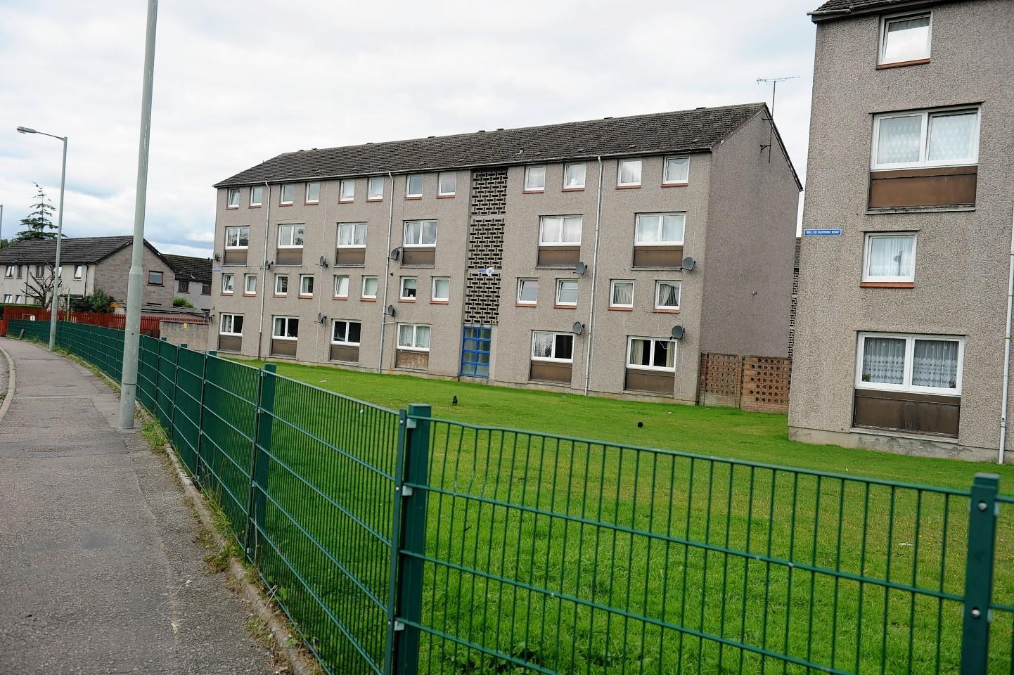 Oldtown Road, Inverness