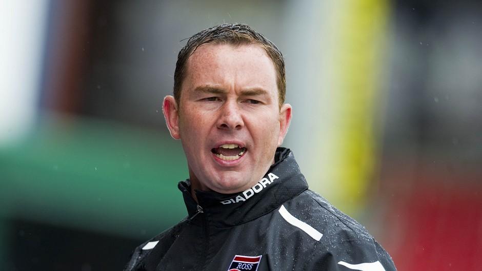 Former Ross County manager Derek Adams