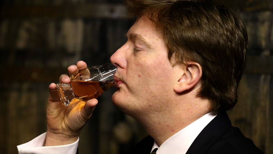 Treasury bonds for a biomass power plant will help the whisky industry, Danny Alexander said