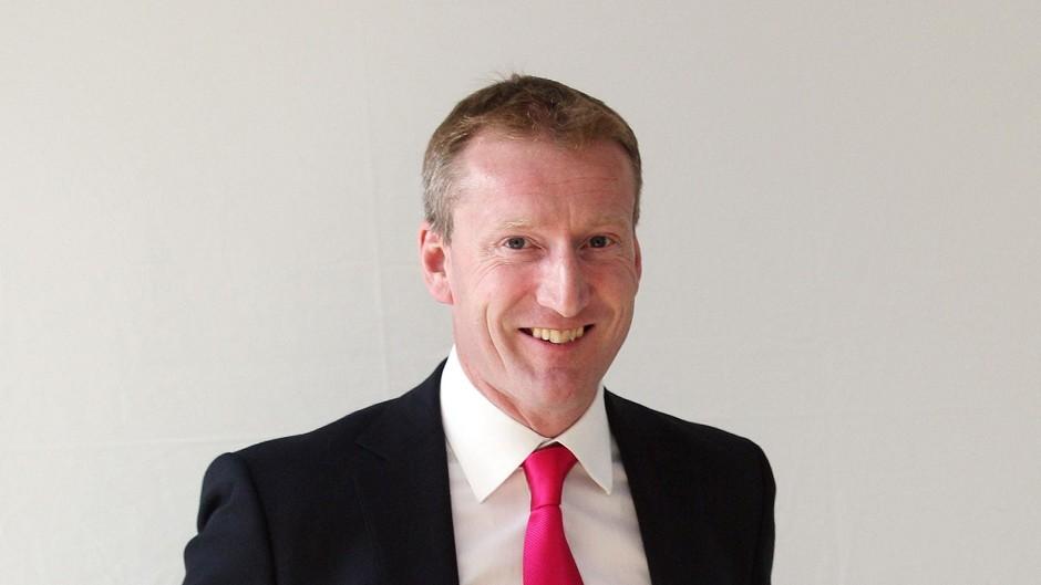 Shetland MSP Taviish Scott