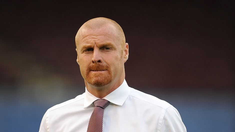 Burnley manager Sean Dyche is one of a number of managers said to be keeping tabs on Ryan Christie