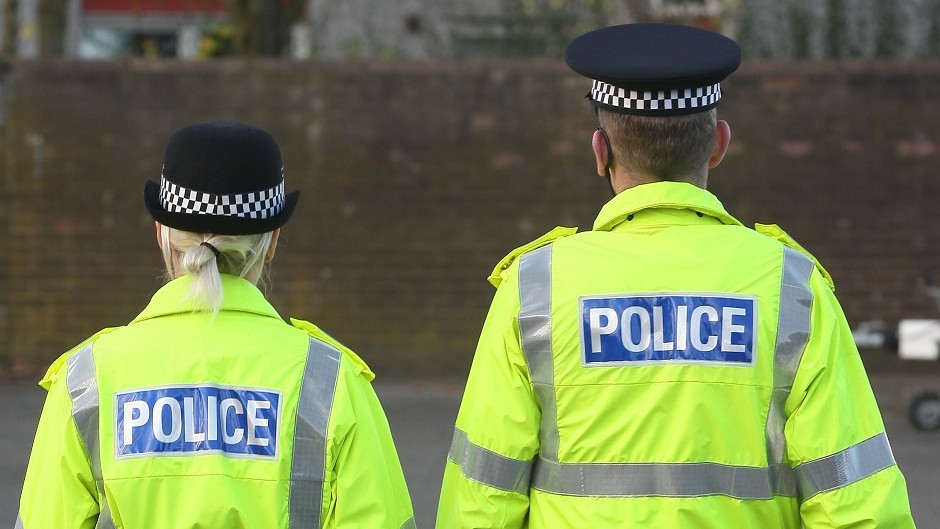 Police in Aberdeen are dishing out shed alarms to housebreaking victims