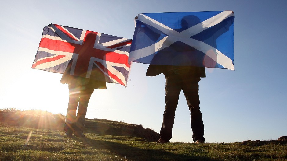 Scotland had a referendum on independence in 2014