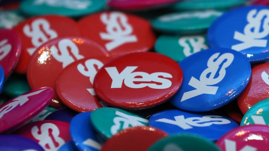 The Yes campaign says support is increasing as the referendum vote date approaches